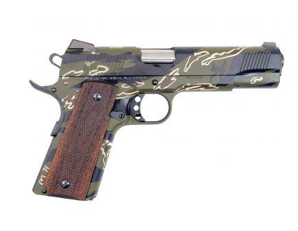 "PSA Custom ""MACV"" Tigerstripe .45 ACP M1911 Pistol w/ 3 Magazines, Soft Range Case, & Watertight Storage Case"