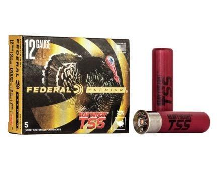 "Federal Premium Heavyweight TSS 3.5"" 12 Gauge Ammo 7, 5/box - PTSSX191F 7"