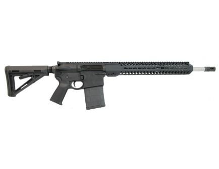 "PSA PX-10 18"" Mid-Length .308 WIN Stainless Steel 15"" Keymod Lightweight MOE Rifle - 516446415"