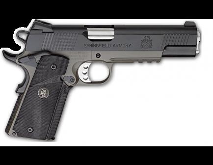 Springfield Armory 1911 .45 ACP Loaded Operator Pistol, OD Green