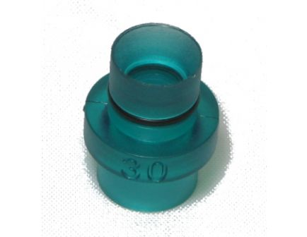 RCBS - Quick Change Powder Measure Drop Tube Adapter 17 to 20 Caliber - 9192