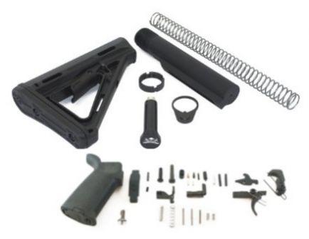 PSA MOE AR-15 Lower Build Kit