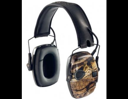 DISC-Howard Leight Impact Sport Camo Electronic Earmuff R-01530