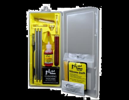 Pro-Shot Classic Cleaning Box Kit .22 - .223 Cal. / 5.56mm (Inside)