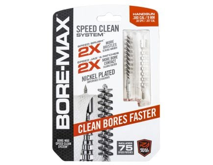 Real Avid Bore Max Speed Clean Upgrade Set, 9mm Pistol