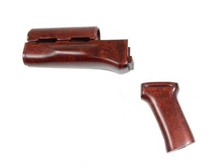 PSA CUSTOM SERIES AK-47 RED FURNITURE SET WITHOUT STOCK