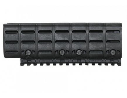 Forend with Picatinny Rail