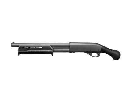 Remington 870 Tac-14 Pump Action 12 Gauge Shotgun With Raptor Grip, Black