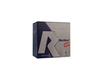 "RIO Royal Bluesteel 3"" 1 1/8 oz #3 12 Gauge Ammunition For Sale"