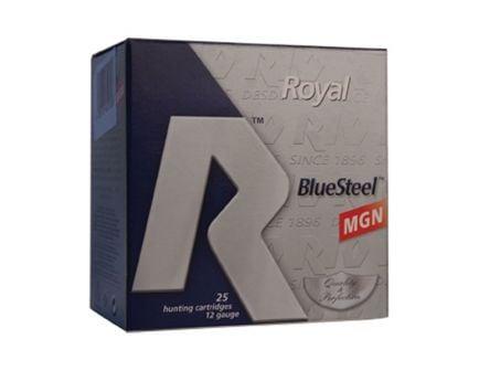 "RIO Royal BlueSteel MGN 3"" 1 1/8 oz #4 12 Gauge Ammunition, 25 Rounds"