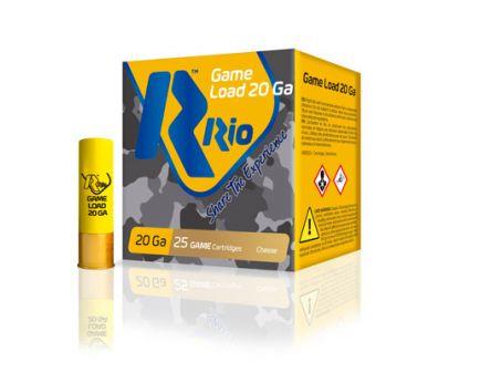 """RIO Ammunition Royal Star 20 Gauge 2.75"""" Star Slug 7/8 oz, 25/Box"""