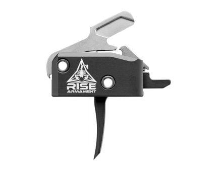 Rise Armament RA-434 AR Platform Flat Single Stage Trigger | Black
