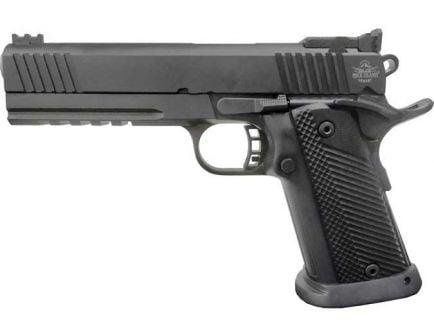 Rock Island Pro Ultra Match 1911 9mm Pistol 17rd, Black - 56645