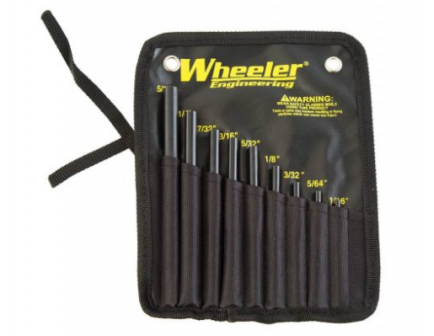 Wheeler Roll Pin Starter Set - 710910