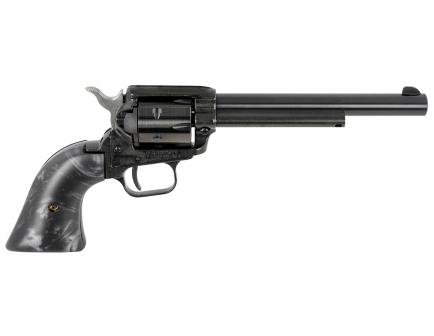 """Heritage Rough Rider 22LR Pistol 6.5"""" 6rd, Black Pearl - RR22B6BLKPRL"""