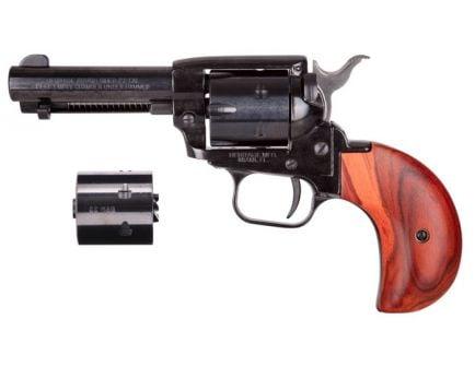 """Heritage Rough Rider 22lr 3.5"""" Revolver - Blued"""