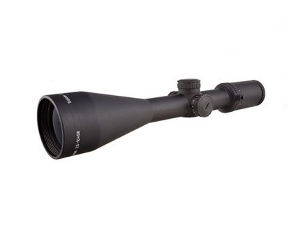 Trijicon AccuPower 2.5-10x56 Riflescope, Duplex Crosshair With Green LED, 30mm - RS22-C-1900019
