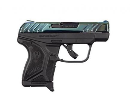 Ruger LCP II 380ACP TALO Edition Turquioise and Black Pistol - 3789