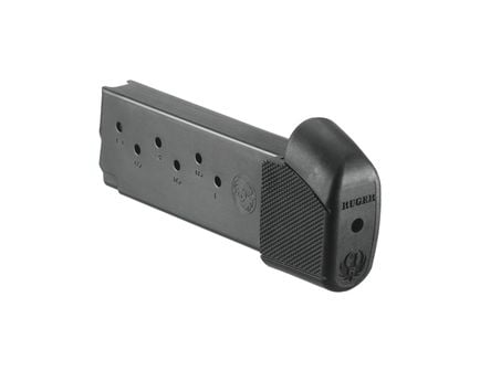 Ruger Magazine: 9mm: EC9s/LC9s 9rd Capacity Extended - 90404