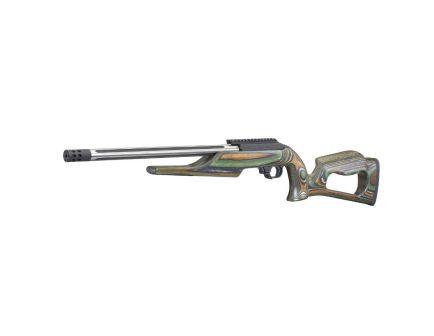 Ruger 10/22 Barracuda .22 LR Semi-Auto Rifle, Green Mountain Laminate