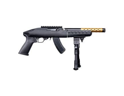 Ruger 10/22 Charger Takedown .22 LR Pistol, Gold