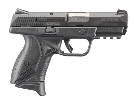 Ruger American Compact .45 ACP Pistol, Black