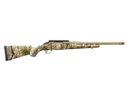 Ruger American Compact 6.5 Creedmoor Bolt Action Rifle, Go Wild Camo