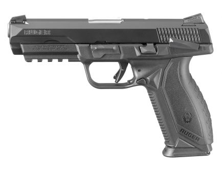 Ruger American Duty 10 Round .45 ACP Pistol, Black