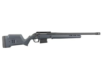 Ruger American Hunter .308 Winchester Bolt Action Rifle, Gray