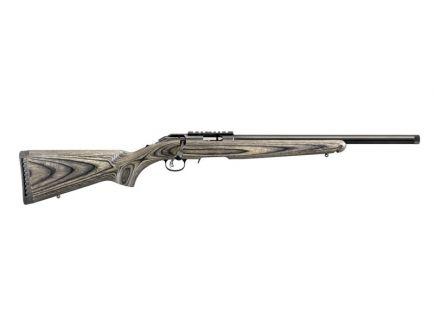 Ruger American Rimfire Target .17 HMR Bolt Action Rifle, Black Laminate