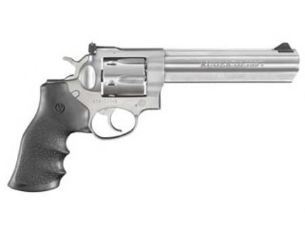 Ruger Pistol GP100 327 Fed Revolver DA 6rd SS - 1764
