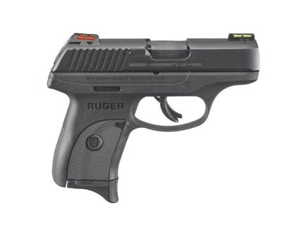 Ruger LC9S Subcompact 9mm Pistol With Hi Viz Sights For Sale