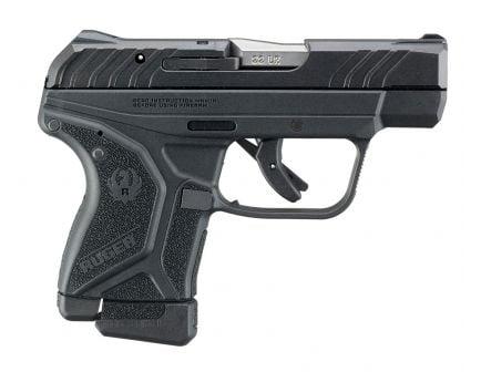Ruger LCP II Lite Rack .22 LR Pistol, Black - 13705