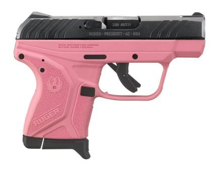 Ruger LCP II .380 ACP Pistol | Pink