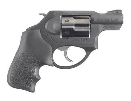 """Ruger LCRx 1.87"""" 327 Magnum Revolver, Black"""