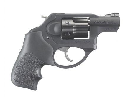 """Ruger LCRx .22 Magnum Revolver 1.88"""", Black Hogue"""