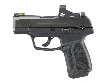 Ruger Max 9 9mm Pistol With Crimson Trace Reflex Sight, Black