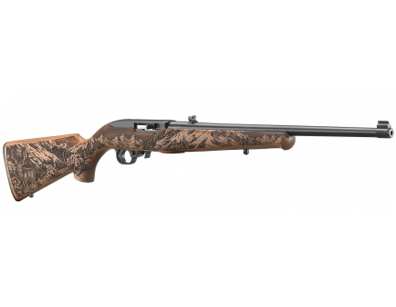 Ruger 10/22 Mule Deer .22lr Rifle 18.5in 10rd for sale