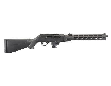 Ruger PC Carbine M-LOK TB 10 Round 9mm Rifle, Black