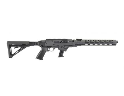 Ruger PC Carbine Chassis 9mm M-LOK Rifle With Threaded Barrel - 19122