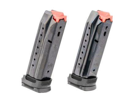 Ruger Security 9 17 Round 9mm Magazine Value 2 Pack, Black