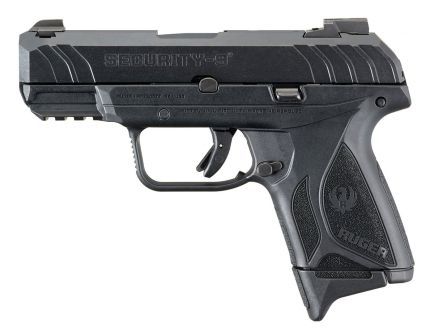 Ruger Security 9 Compact Pro 9mm Pistol, Black