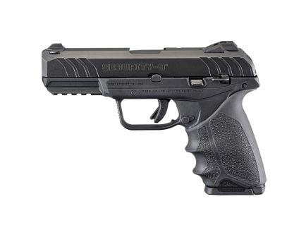 Ruger Security 9 9mm Hogue Grip Pistol, Black - 3819