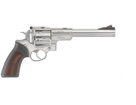"""Ruger Super Redhawk 10mm Revolver 6rd 7.5"""", SS - 5522"""