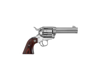 Ruger Vaquero Stainless .45 Colt Revolver, Stainless Steel