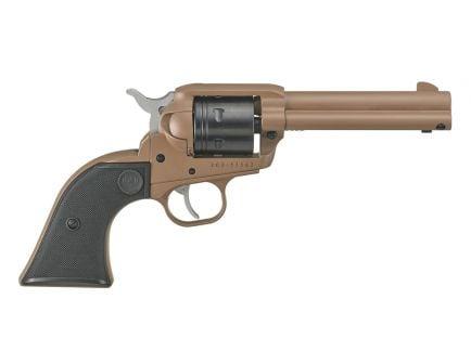 Ruger Wrangler .22 LR Revolver, Dark Desert Earth