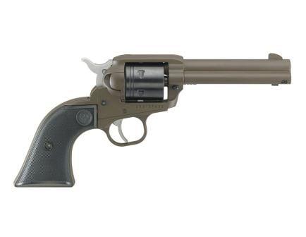 Ruger Wrangler .22 LR Revolver, Plum Brown Cerakote