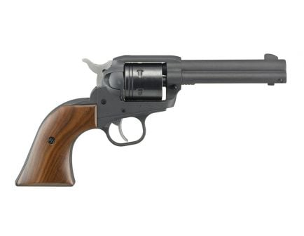 Ruger Wrangler Single Action .22 LR Revolver, Cobalt Blue