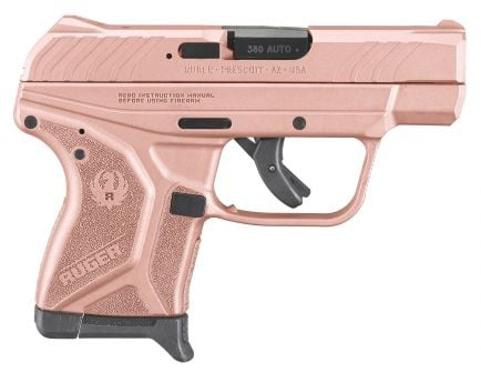 Ruger LCP II .380 ACP Pistol | Rose Gold | 13702