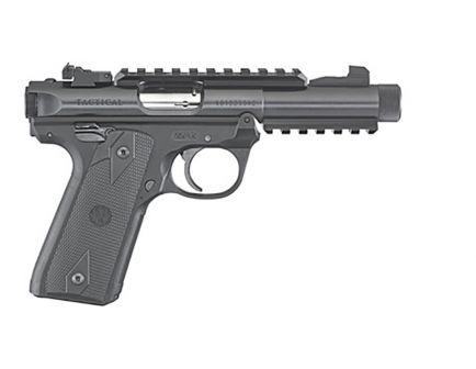Ruger Mark IV 22/45 Tactical .22 LR Target Pistol - 40149